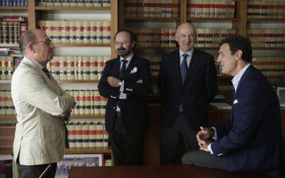 """En el nacimiento de """"Constitución 23, Estudio de Litigación"""""""